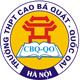 THPT Cao Bá Quát - Quốc Oai